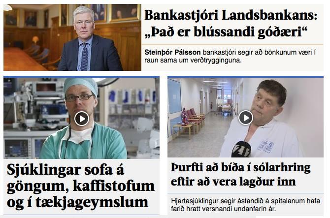 Landsbankastjóri úr öllum raunveruleikatengslum