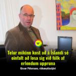Gissur Pétursson ráðuneytisstjóri félagsmálaráðuneytisins. MYND: Jæja.is